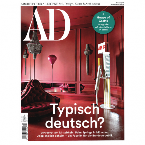 AD Germany - October 2019