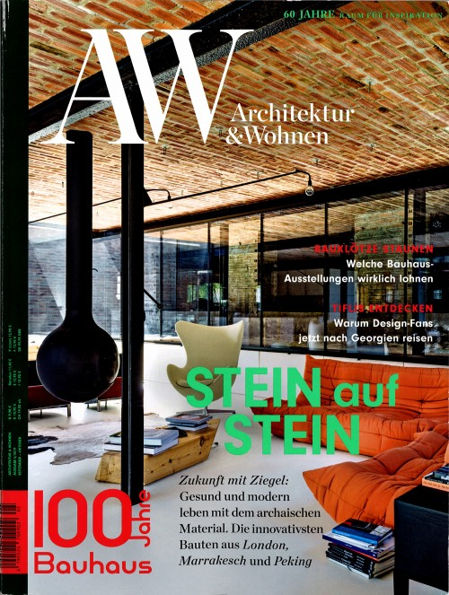 Architektur & Wohnen - September 2019