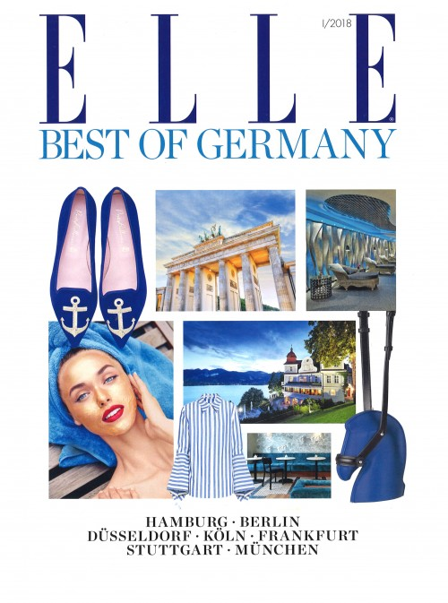 Elle, Best of Germany - 2018